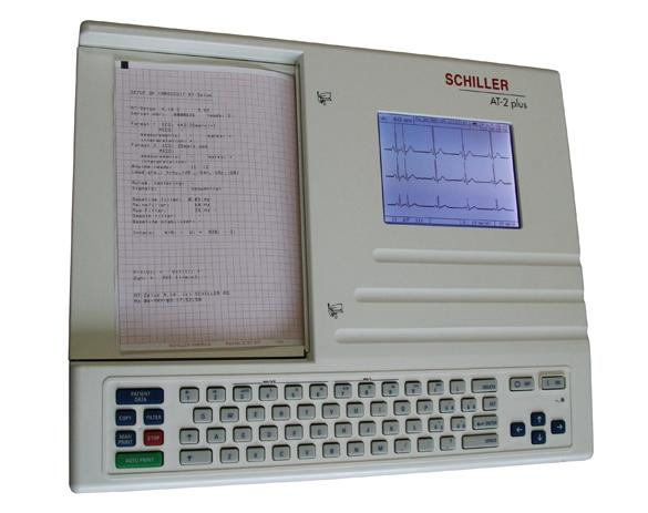 Schiller At 2 Plus Ekg Machine Ekg Shop